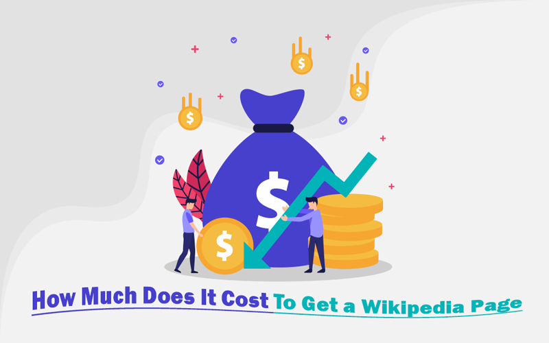 Cost to Create a Wikipedia Page
